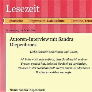 Presse-Interviews Monika Schulte Lesezeit