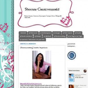 Presse-Interviews Sheenas Creativworld