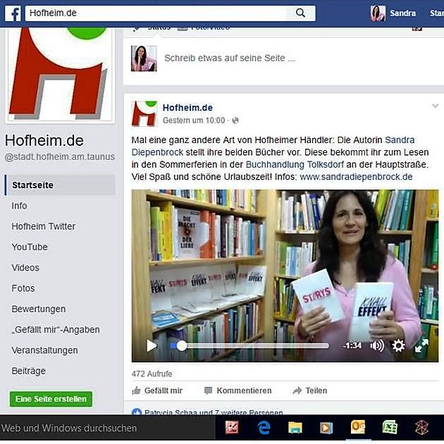 Video bei Hofheim.de